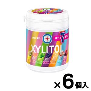 【おまけ付き】キシリトールガム 7種アソートボトル 6個セット