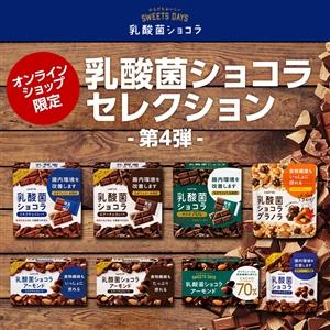 【送料込】乳酸菌ショコラセレクション第4弾