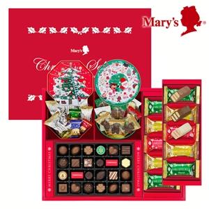 クリスマスセレクション【メリーチョコレート】