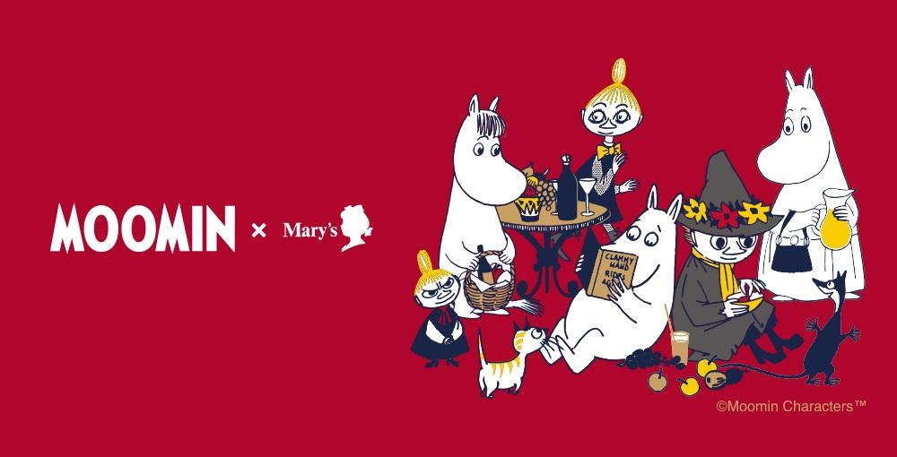 Mary's×MOOMIN